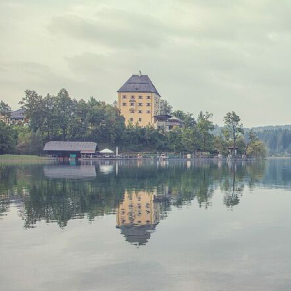 » CASTLE ON THE LAKE